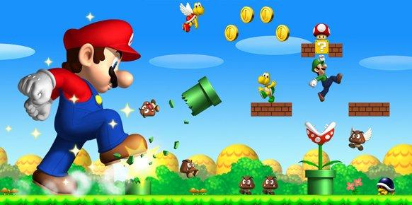 Una maratón de Mario ha logrado recaudar ya más de 72.000 dólares para obras caritativas
