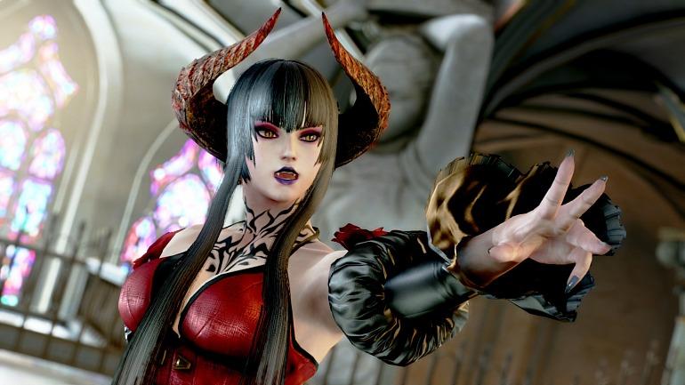 ¡New challenger! Eliza ya se puede comprar en Tekken 7