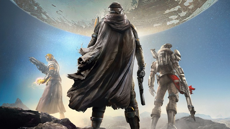 Destiny recibe en Xbox One los elementos exclusivos de PlayStation