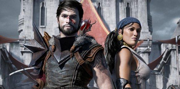 BioWare pregunta a los aficionados por lo que desean para el futuro de Dragon Age