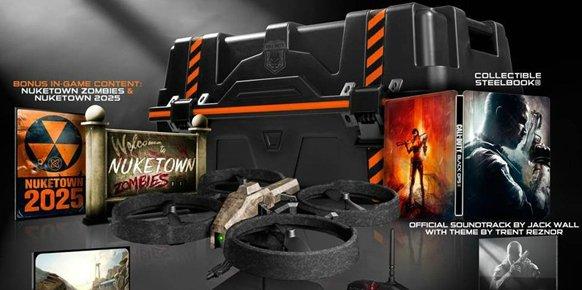 Black Ops 2 detalla los contenidos de sus ediciones especiales