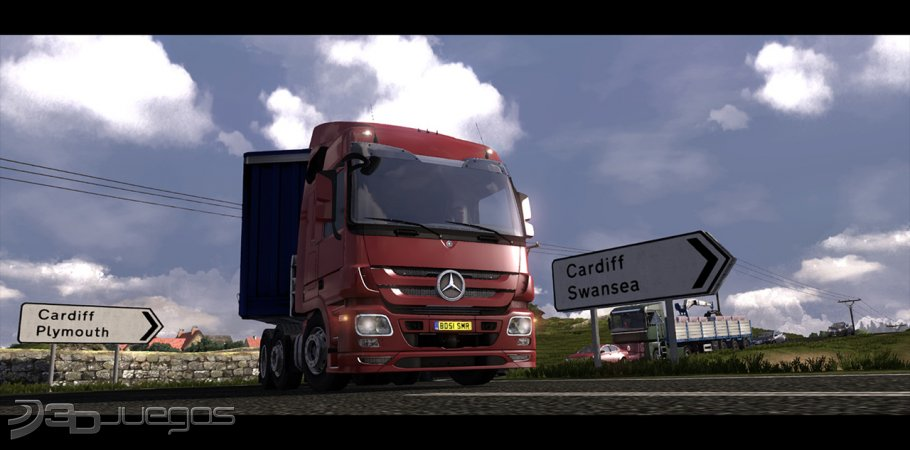 Euro Truck Simulator 2 أحسن لعبة سياقة الشاحنات euro_truck_simulator