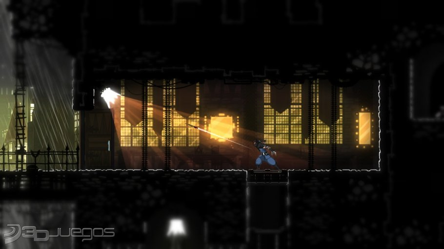 Imagenes Mark Of The Ninja PC
