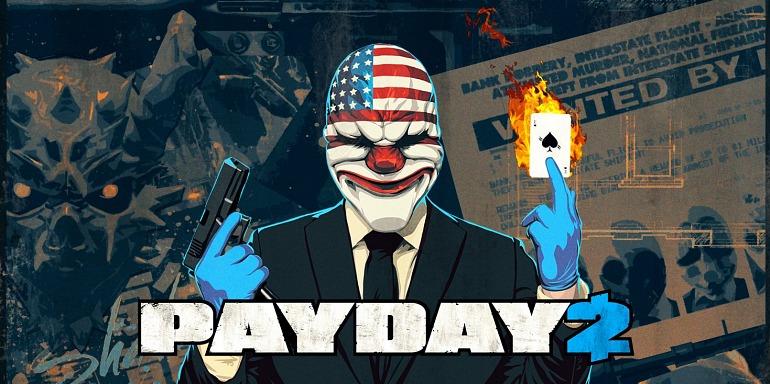 Polis y cacos: PayDay 2 se lanzará en Nintendo Switch en 2017