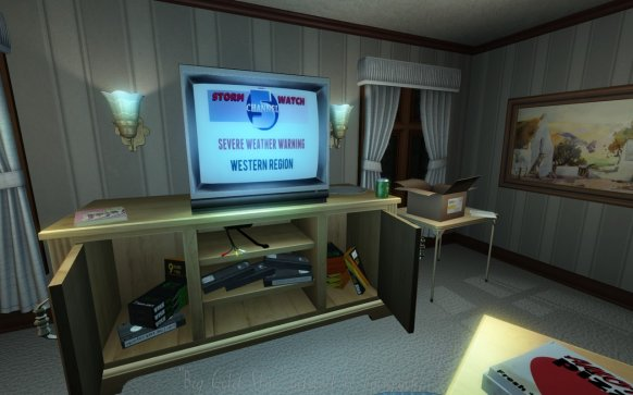 Gone Home también se lanzará en Wii U