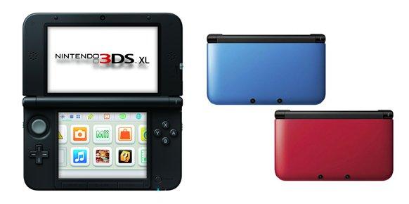Sorteamos una 3DS XL entre los lectores de 3DJuegos [Resultado]