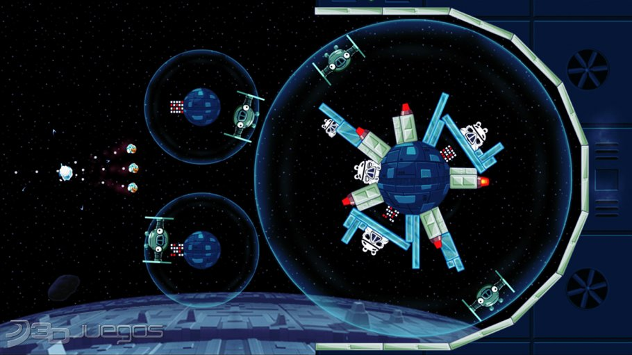 Imagenes Angry Birds Stars Wars XBOX 360