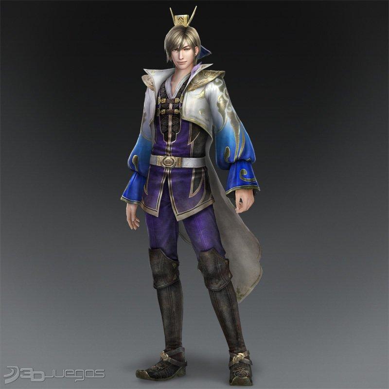 Warriors Orochi 3 Ultimate Wang Yi: Personajes De Dynasty Warriors 8.