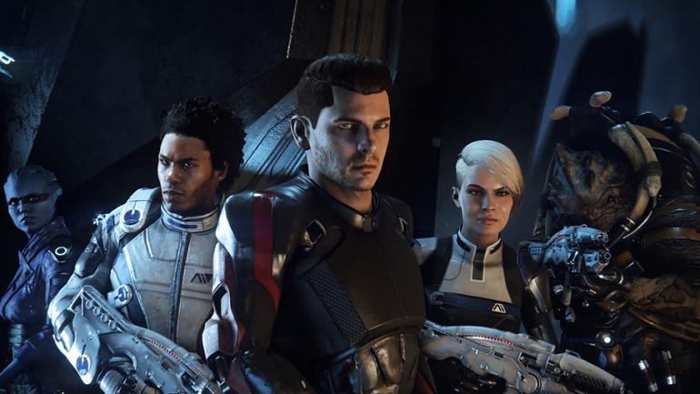 El primer parche de Mass Effect Andromeda no mejorará las animaciones