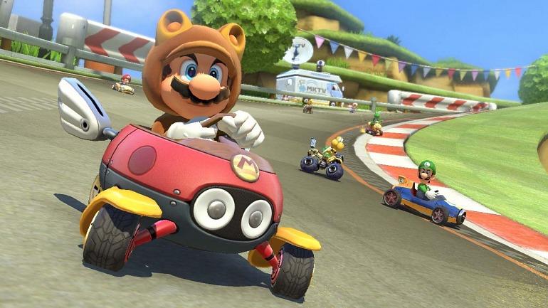 Nintendo juega en Twitter: ¿Prepara nuevo contenido para Mario Kart 8?