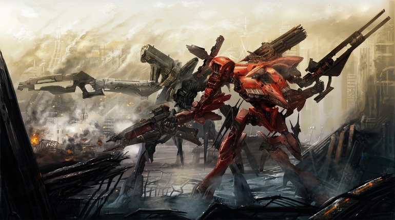 Armored Core V: Verdict Day