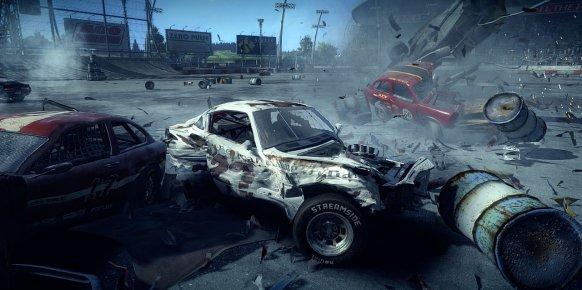 Next Car Game, lo nuevo de los creadores de FlatOut, disponible en Steam Early Access