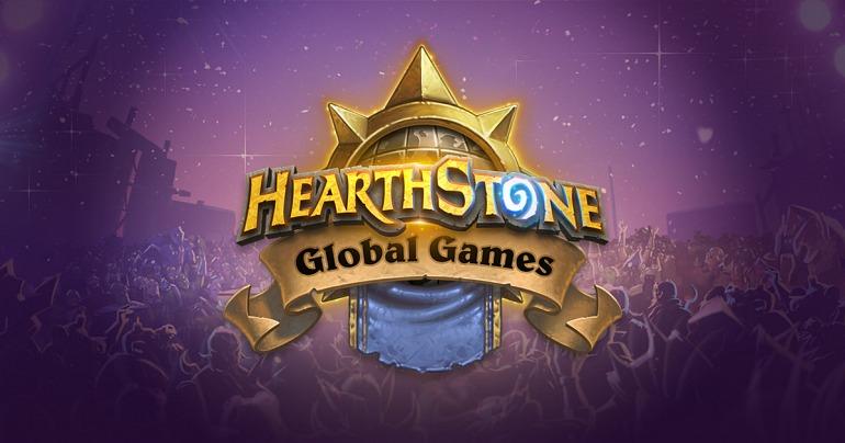 La Gamescom 2017 acogerá la gran final de la Hearthstone Global Games