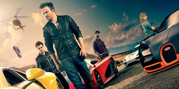 El presupuesto destinado a la película de Need for Speed asciende a 66 millones de dólares